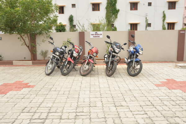 TWO WHEELER PARKING